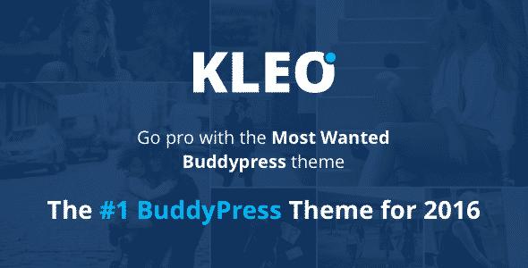Tema Kleo - Template WordPress