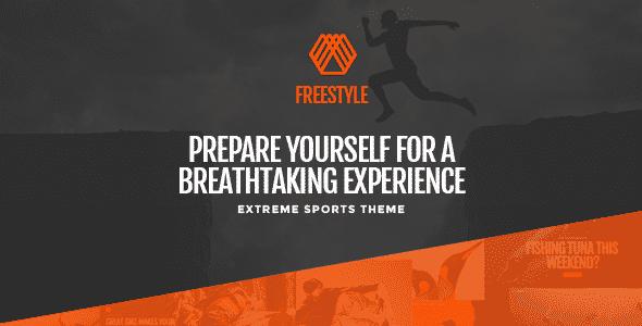 Tema Freestyle - Template WordPress