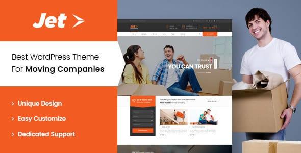 Tema Jet - Template WordPress