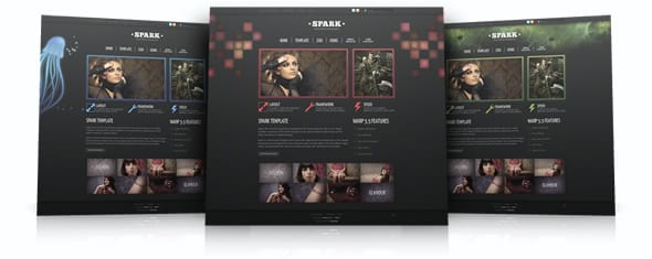 Tema Spark YooTheme - Template WordPress