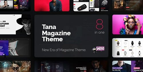 Tema Tana - Template WordPress