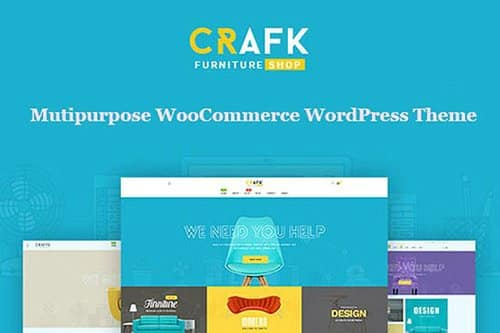 Tema Craft - Template WordPress