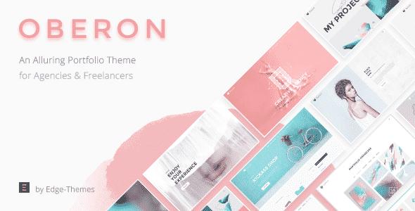 Tema Oberon - Template WordPress