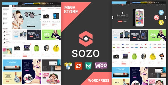 Tema Sozo - Template WordPress