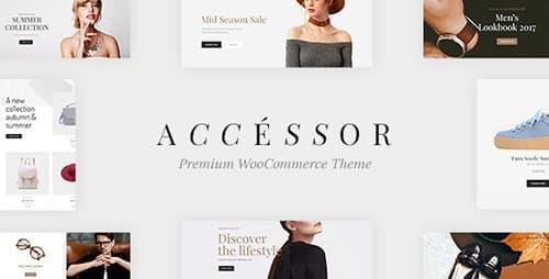 Tema Accessor - TEmplate WordPress