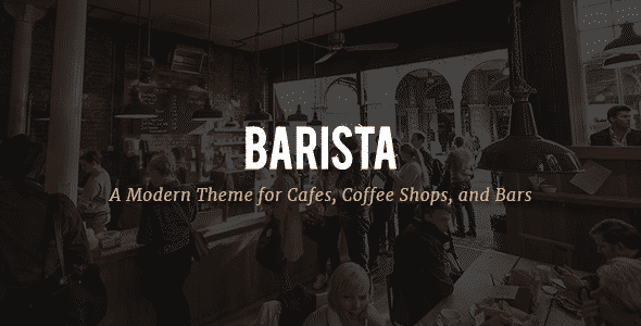 Tema Barista - Template WordPress