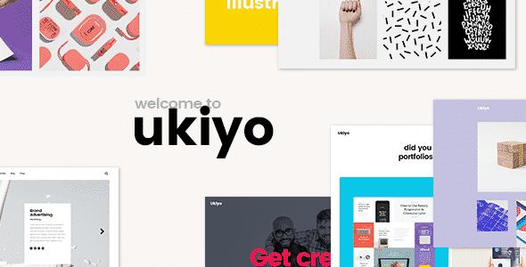 Tema Ukiyo - Template WordPress