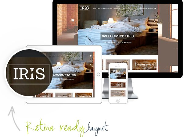 Tema Iris Yith - Template WordPress