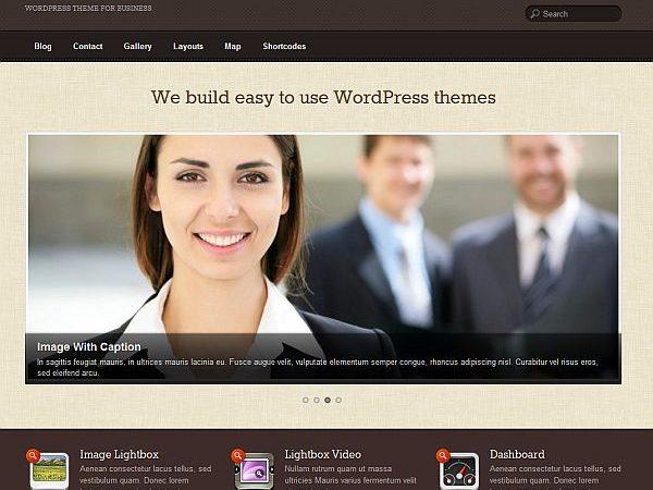 Tema Suco Themify - Template WordPress