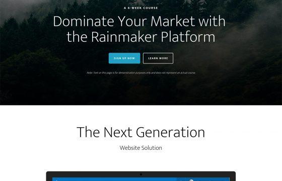 Tema Altitude Pro - Template WordPress