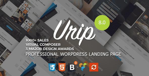 Tema Urip - Template WordPress