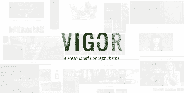 Tema Vigor Edge-Themes - Template WordPress