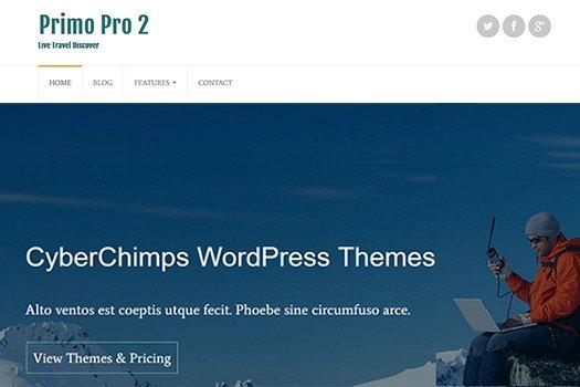 Tema Primo Pro 2 - Template WordPress