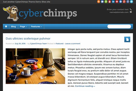 Tema iFeature Pro 5 - Template WordPress
