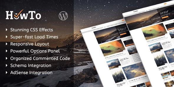 Tema HowTo - Template WordPress