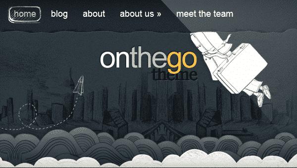 Tema OnTheGo - Template WordPress