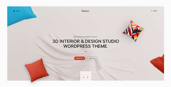 Tema Interni - Template WordPress