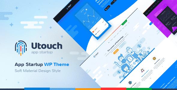 Tema UTouch - Template WordPress