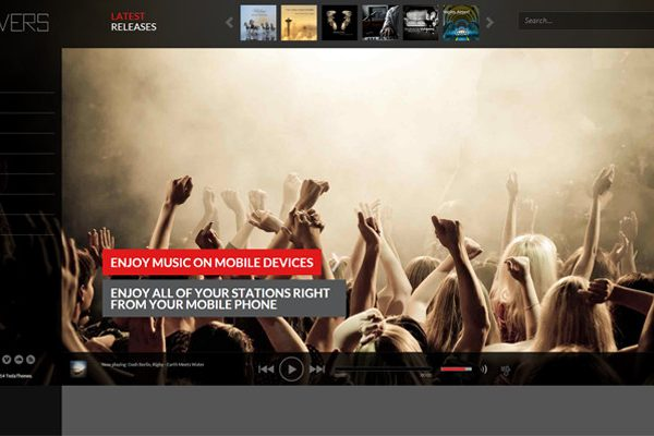 Tema Lovers - Template WordPress