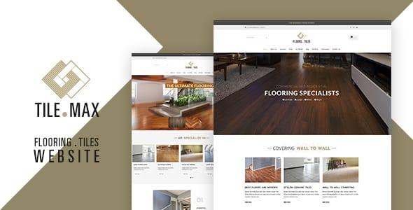 Tema Tile Max - Template WordPress