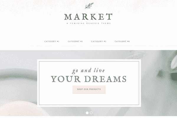 Tema Market Pro - Template WordPress