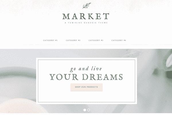 Tema Market Pro - Template WordPress