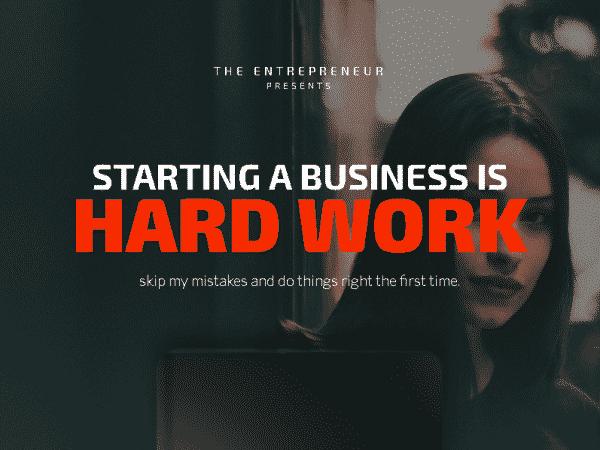 Tema The Entrepreneur Elementor - Template WordPress