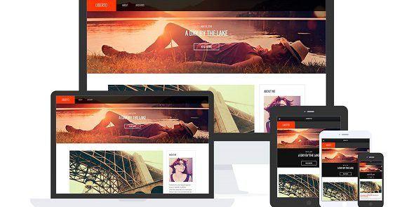 Tema Uberto - Template WordPress