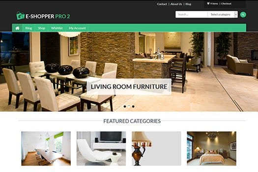 Tema e-shopper pro 2 cyberchimps - Template WordPress.jpg