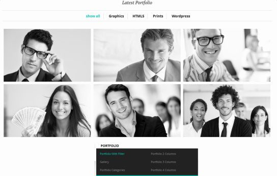 Tema Absolute - Template WordPress