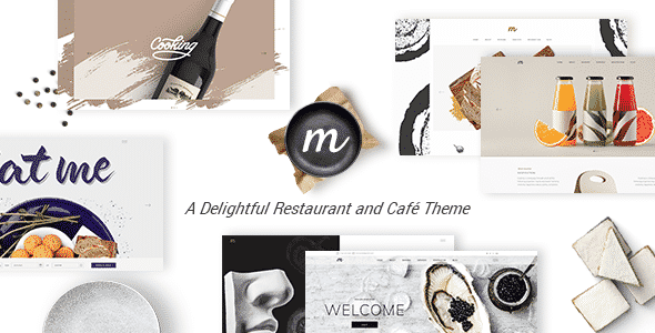 Tema Morsel - Template WordPress