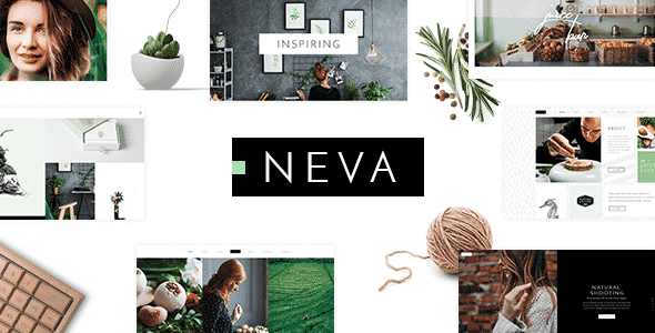 Tema Neva - Template WordPress