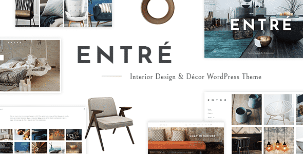 Tema Entré - Template WordPress