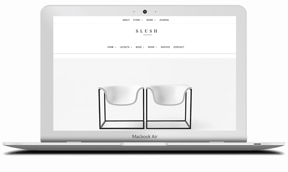 Tema Slush Pro - Template WordPress