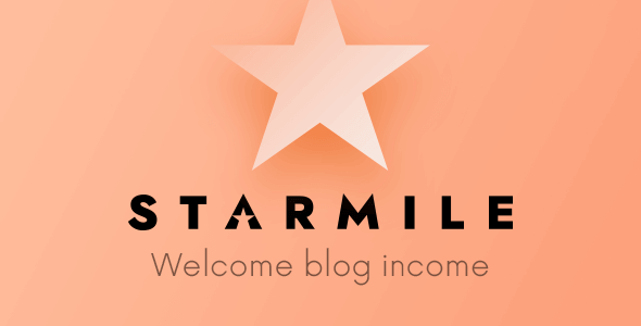 Tema Starmile - Template WordPress