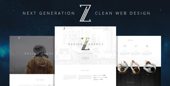 Tema Zuut - Template WordPress