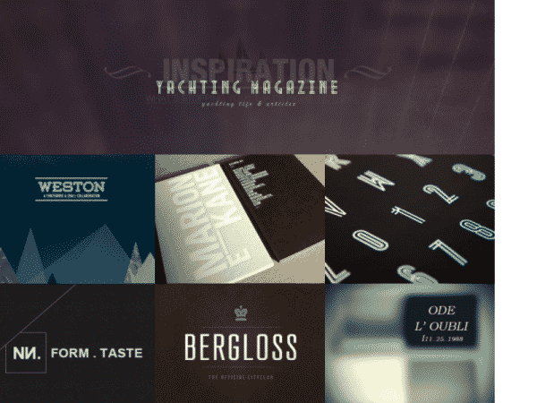 Tema Premium Dessign - Template WordPress
