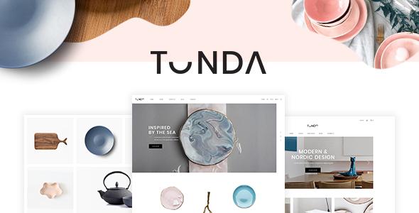 Tema Tonda - Template WordPress