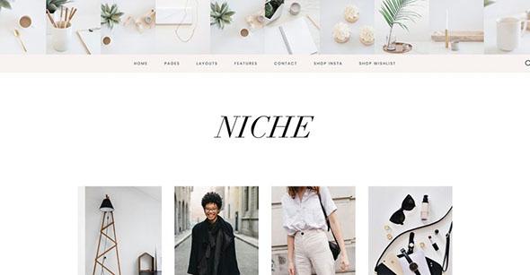 Tema Niche Pro - Template WordPress