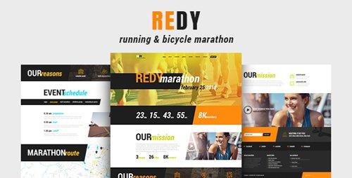 Tema Redy - Template WordPress