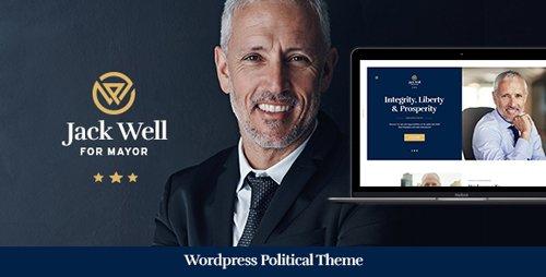 Tema Jack Well - Template WordPress
