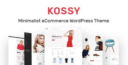 Tema Kossy - Template WordPress
