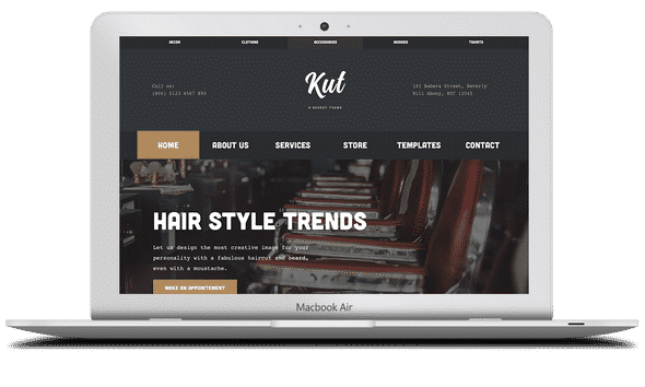 Tema Kut - Template WordPress
