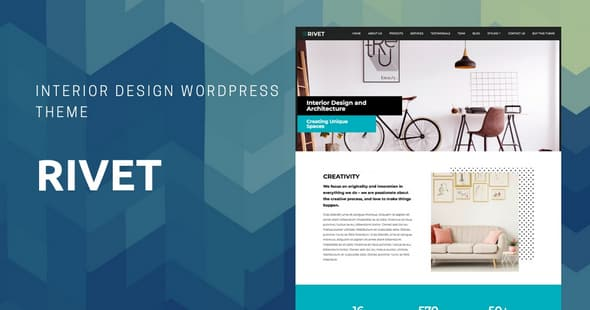 Tema Rivet - Template WordPress