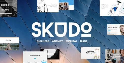 Tema Skudo - Template WordPress