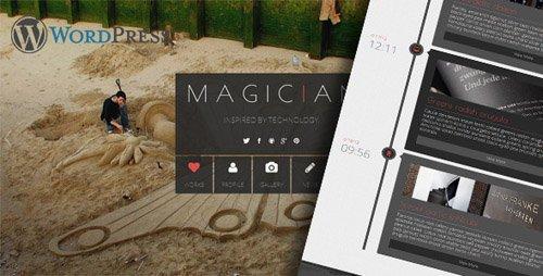 Tema Magician - Template WordPress