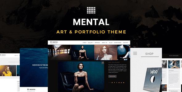Tema Mental - Template WordPress