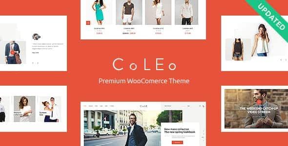 Tema Coleo - Template WordPress