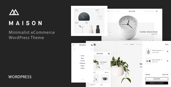 Tema Maison ApusTheme - Template WordPress