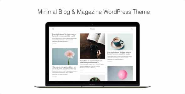 Tema Maxima - Template WordPress